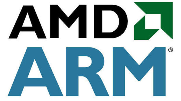 AMD processoren op basis van ARM