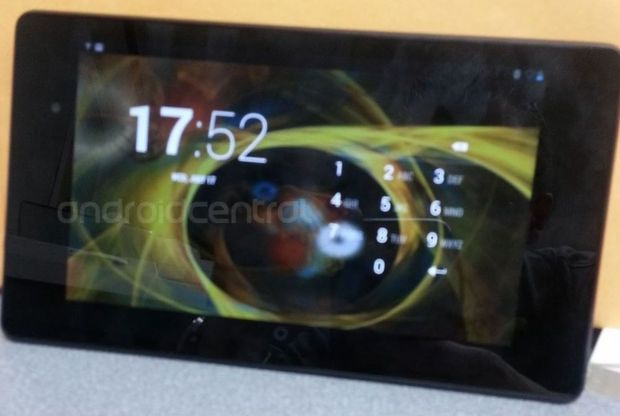 Is dit de nieuwe Nexus 7 van Google? (VIDEO)