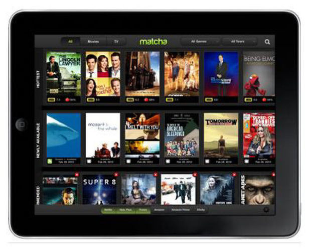 Apple koopt 'second-screen' tv-app Matcha