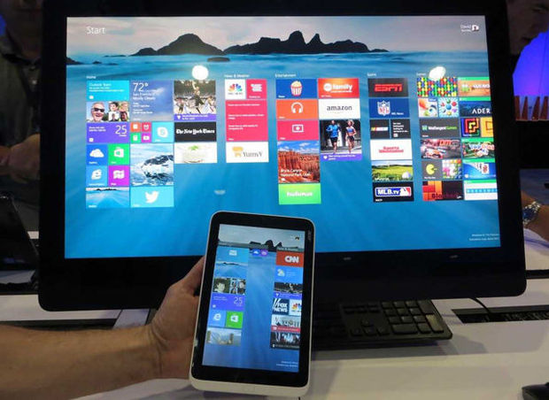 Windows 8.1 Pro getest