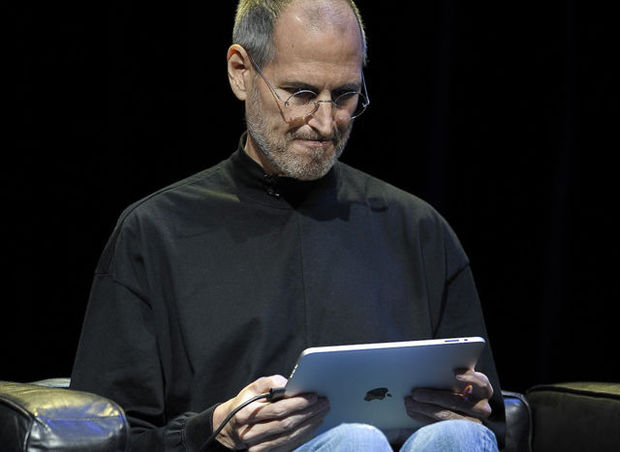 "Steve Jobs in 2003: ""De tablet gaat mislukken"""