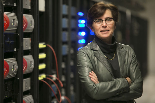 Cécile Gonfroid (RTBF) is CIO of the Year 2013