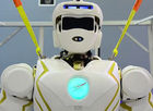 VIDEO: Hier is Valkyrie, de mensachtige robot van de NASA
