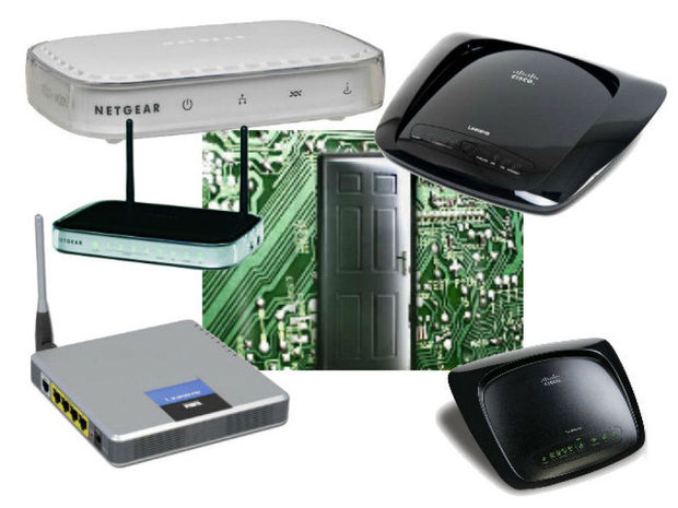 Cisco, Linksys, Netgear kwetsbaar