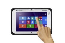 Robuuste mini-tablet met Windows 8.1 Pro