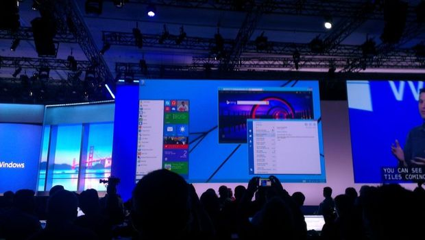 Microsoft brengt startmenu terug in Windows 8.1