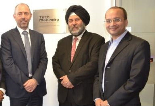 Tech Mahindra landt in Antwerpen