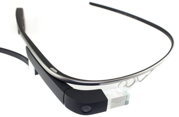 Daar is Google Glass weer