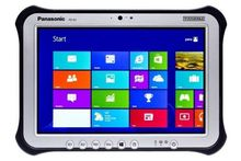 Solide Windows-tablet met grote autonomie