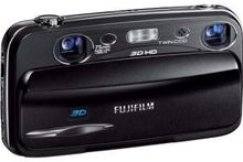 FinePix camera voor 3D opnames