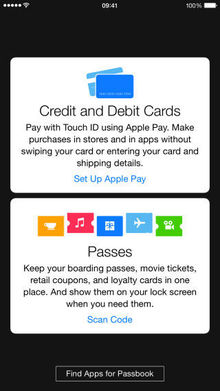 Zo gaat Apple's iPhone-betaaldienst Apple Pay eruit zien