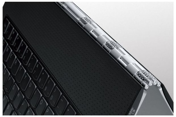 Deze converteerbare laptop is dunner dan een pen
