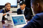 VIDEO: Hoe Obama leert programmeren