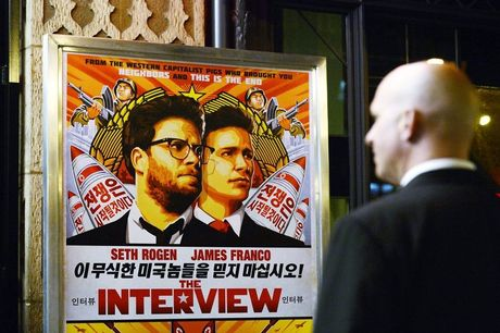 The Interview, Reuters