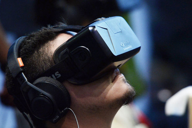 Facebooken in virtual reality wordt straks realiteit