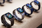 Verkoop Apple Watch halveert