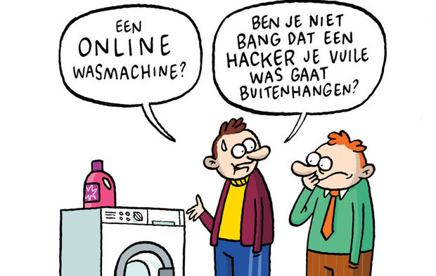 """Pas op met 'the internet of things', want hackers vallen uw huis aan"""