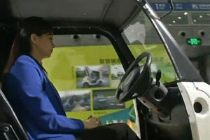 Superslimme auto's en ambulances voorgesteld in China (VIDEO)