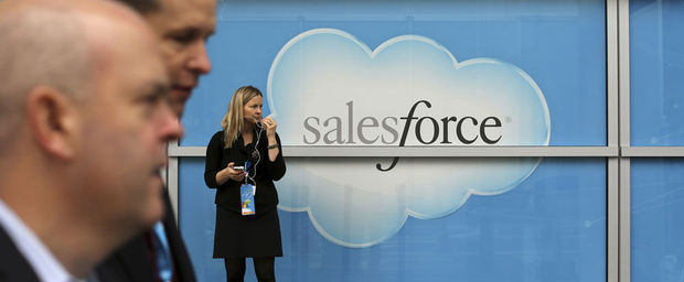 Softwaregigant Salesforce neemt Demandware over