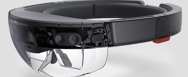 Hands-on met Microsofts Hololens