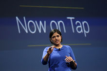 Google Now on Tap, Reuters