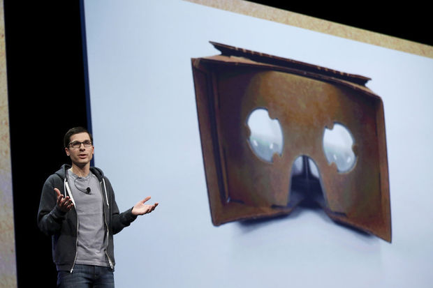 Google richt divisie op voor virtual reality