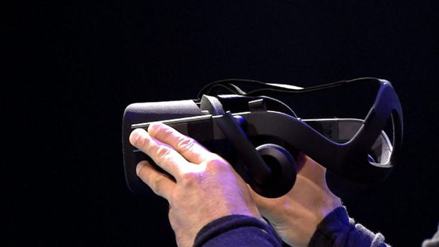 Virtual reality-bril Oculus Rift officieel voorgesteld: compatibel met Xbox One en Windows 10