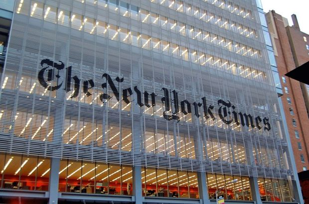 Appstrakt strikt The New York Times als referentieklant