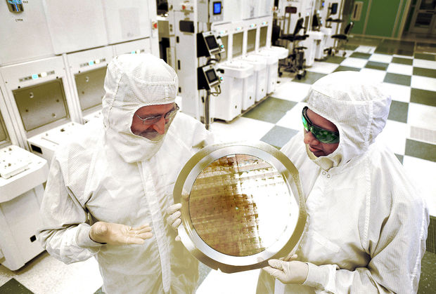 IBM toont superchip van 7 nanometer