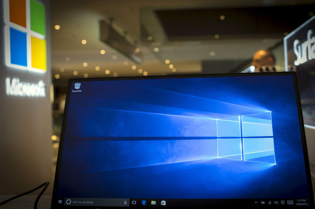 Derde update Windows 10 gearriveerd