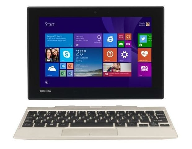 Review: Toshiba Satellite Click Mini 2-in-1 laptop