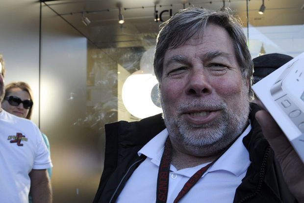 Steve Wozniak is wel enthousiast over nieuwe Steve Jobsfilm (video)