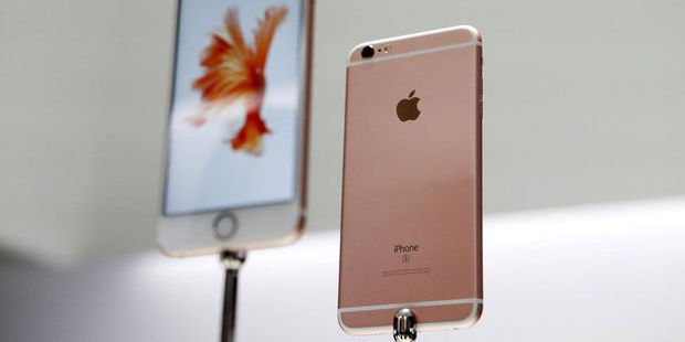 iPhone 6 en 6S vergissen zich soms in acculading