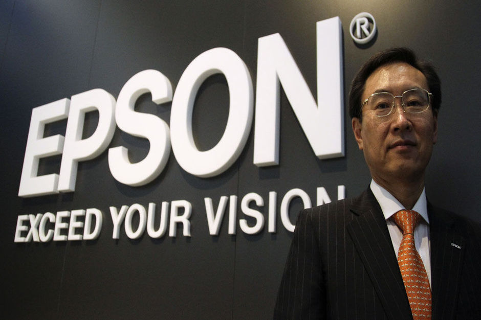 Epson-printer al 'leeg' als er nog 20 procent inkt in zit