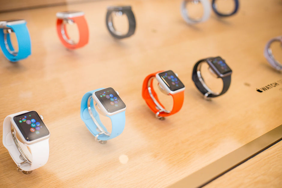 Apple Watch-2 is al in de maak