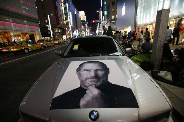Jobs overwoog Apple Car al in 2008
