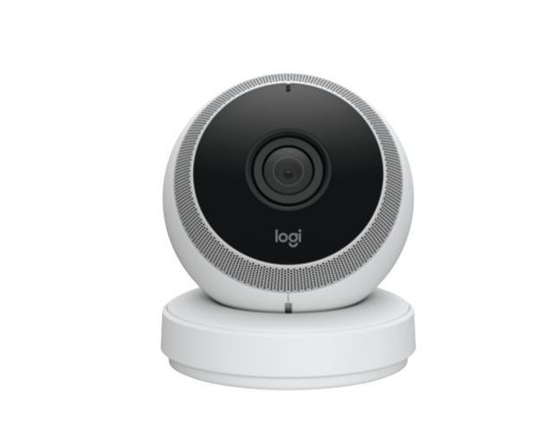 De Logi Circle is een draagbare homevideocamera