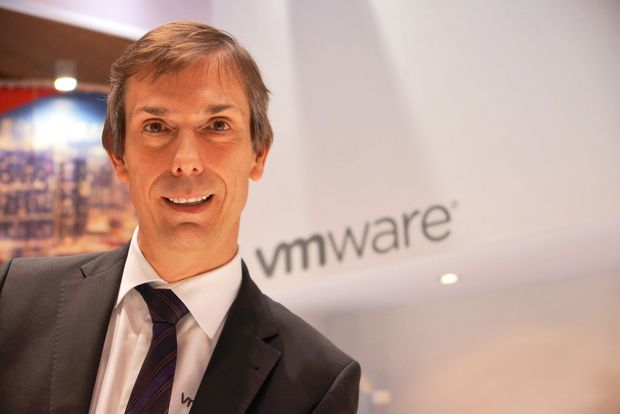 "Luc Costers, VMware België: ""One Cloud is het moderne mainframe"""