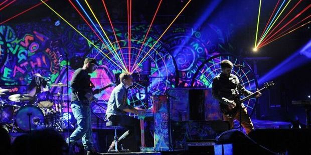Samsung gaat concert Coldplay streamen in virtual reality