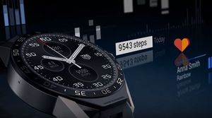 Zwitsers Tag Heuer presenteert Android Wear-smartwatch