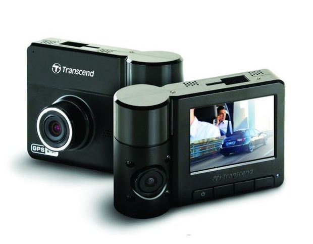 Review: Transcend Car Video Recorder DrivePro 520 dashcam
