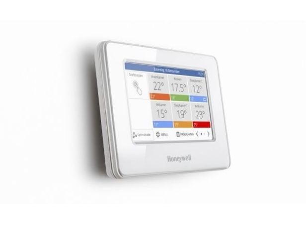evohome security   Get Connected