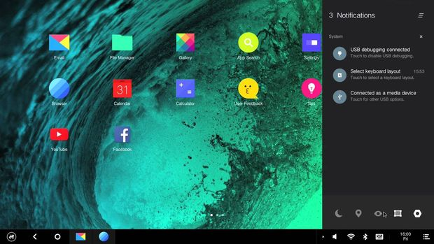 Remix OS brengt Android naar je pc