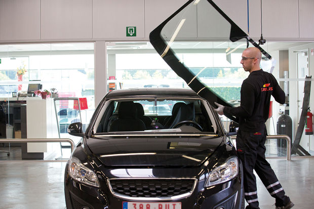 Carglass zet ERP in de cloud