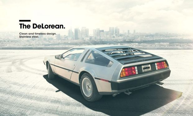 Back to the Future: legendarische DeLorean gaat weer in productie