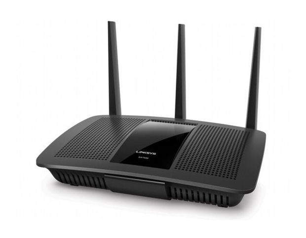 Router met multi-user mimo technologie