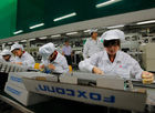 Foxconn aast op chipdivisie Toshiba