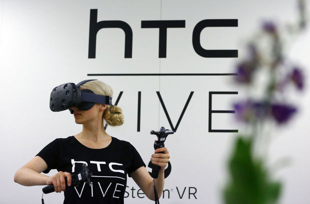 HTC Vive, Reuters