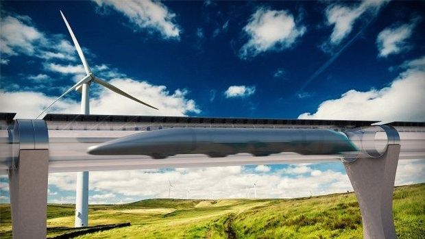Hyperloop-CEO: 'De trein is een dinosaurus'