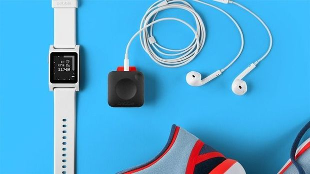 Pebble komt met fitnesstrackers